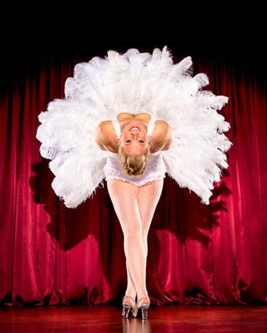 Feather Fan Dance