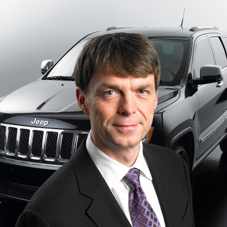 Carlson Productions Photograph Head of Jeep