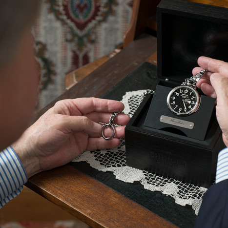 Henry Ford Watch at Greenfield Village