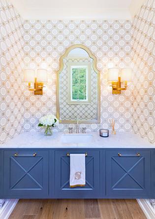 PRM Custom Builders Guest Bathroom