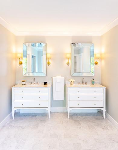 PRM Custom Builders Master Bathroom
