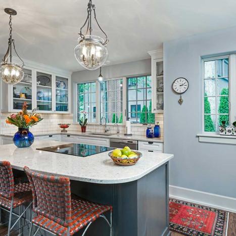 21st Century Tudor Kitchen