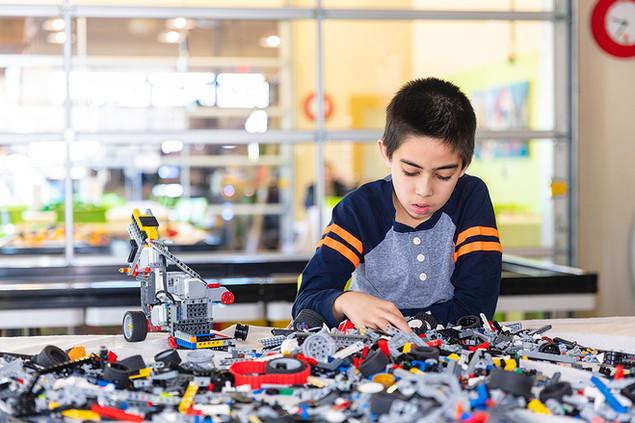 The Robot Garage