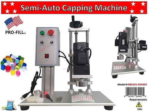 Semi-Auto Capping Machine #34425