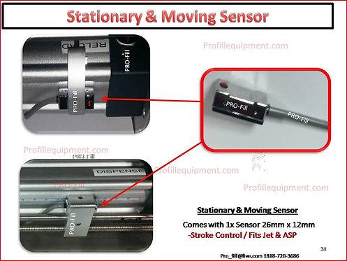 Magnetic Moving Sensor - Fits Jet & ASP Models