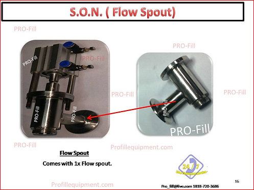 S.O.N. ( FLOW SPOUT )