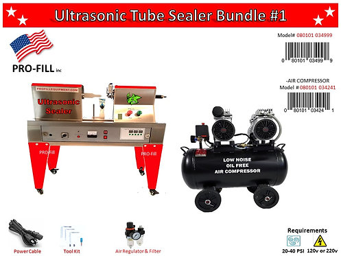 Ultrasonic Tube Sealer Bundle #1