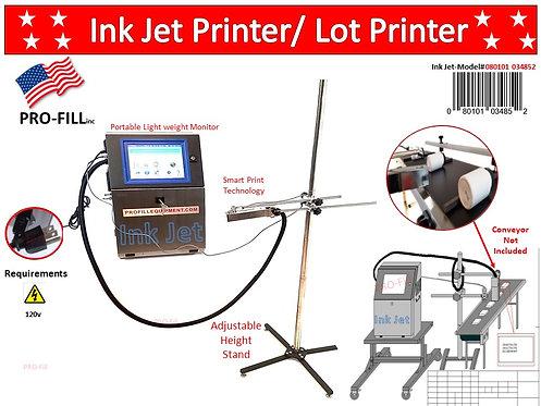 Ink Jet Printer / Lot Code Printer #080101034852