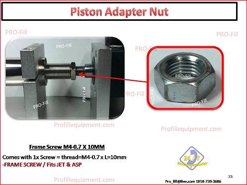 PISTON ADAPTER NUT