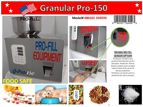 Granular Fillers (GP-150) #34593