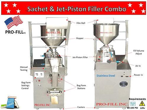 Sachet & Jet Combo