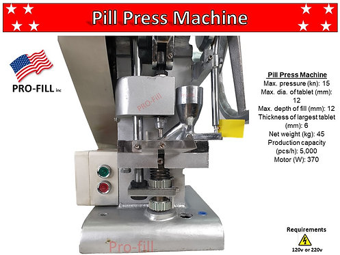 Pill Press Machine