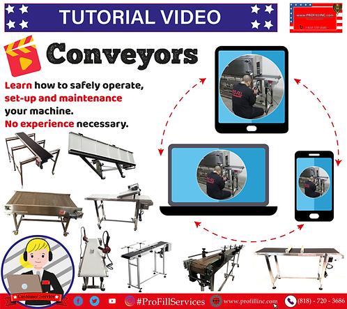 Tutorial Video (Conveyors)
