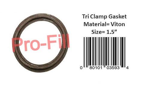 Tri Clamp Gasket (Viton)