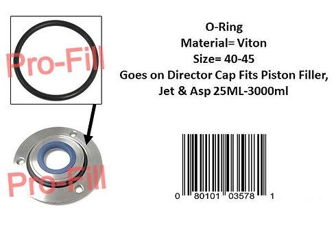 Director Cap O-Ring (Viton)