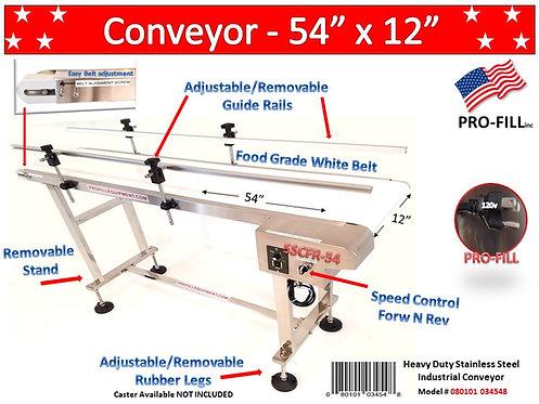 Conveyor 5Ft #34548 Conveyor 10Ft #34555 Conveyor 20Ft #34562