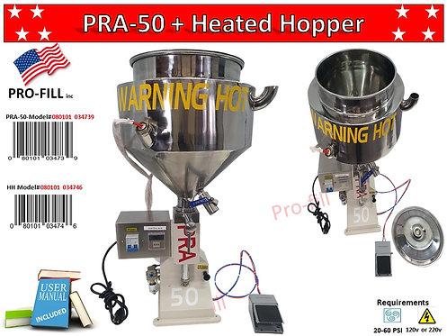 PRA-50 #34739 + Heated Hopper #34746