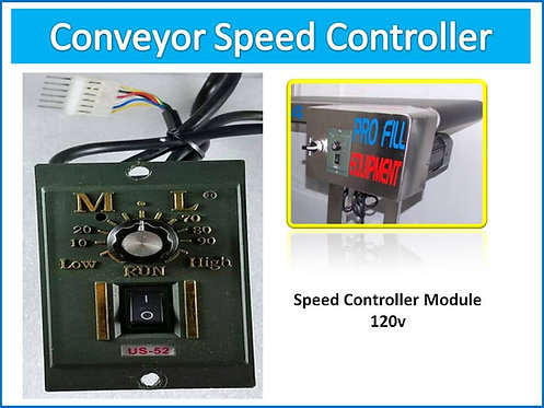 Conveyor Speed Controller