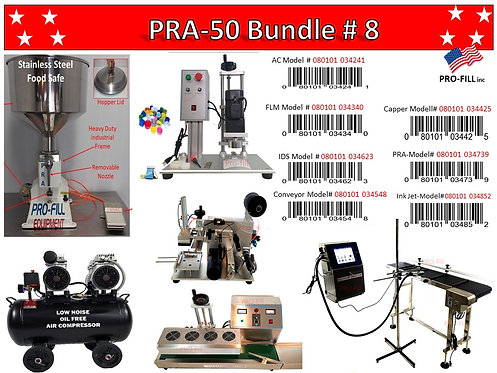Pneumatic Reload Action-50 Bundle's
