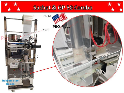 Sachet & GP 50 Combo