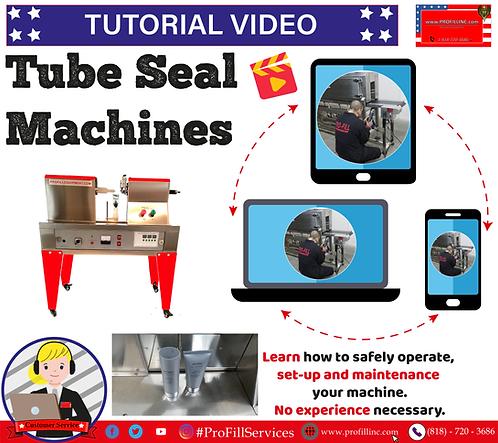 Tutorial Video (Tube Seal Machines)