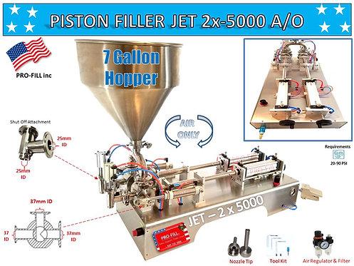 Jet Piston Filler 2x5000 Rental