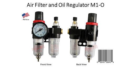 Air Filter & Oil Regulator