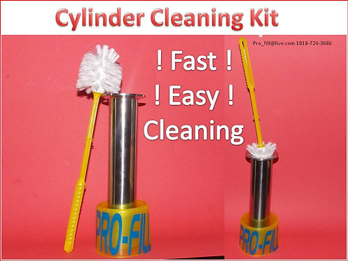 Cylinder Cleaning Brush - Cartridge Cleaner