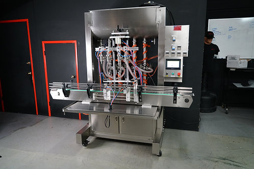 Jet Pro 4x500 Servo with Heated Hopper and Heating Elements