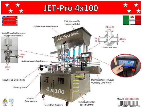 Jet-Pro rental