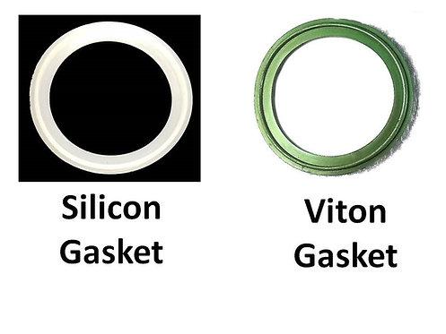 "Gasket's 2"", 2.5"" 3"" (Silicone & Viton)"