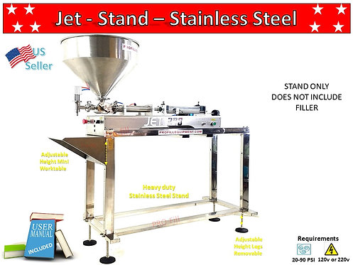 Jet-Stand- Stainless Steel