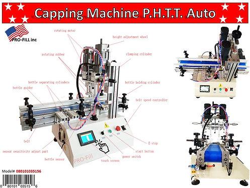 Capping Machine P.H.T.T Auto #35156
