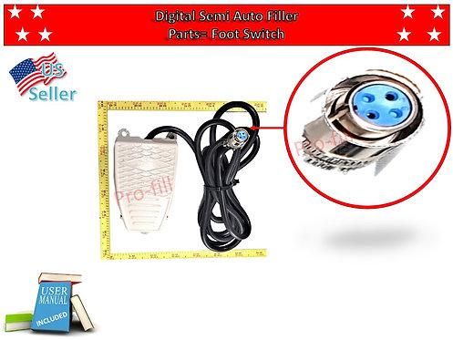 Digital Semi Auto Filler Parts (Foot Switch)