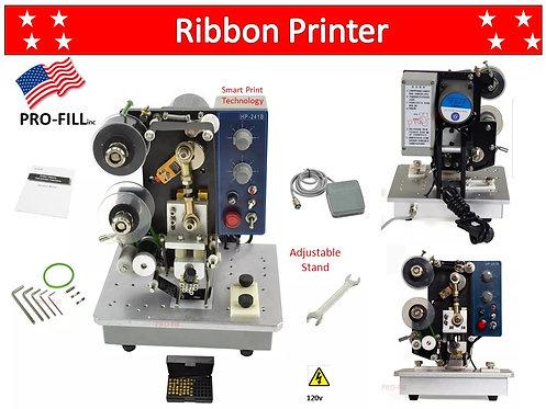 Ribbon Printer Rental