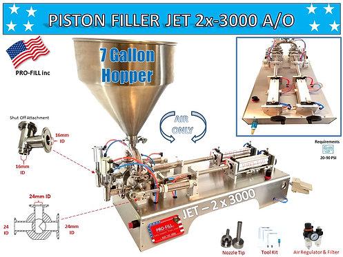 Jet Piston Filler 2x3000 Rental