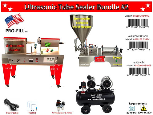 Ultrasonic Tube Sealer Bundle#2