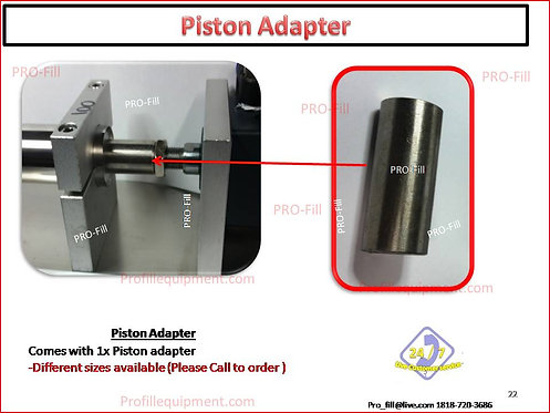 PISTON ADAPTER