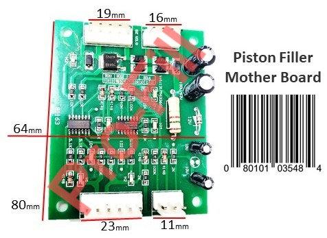 Piston Filler Mother Board
