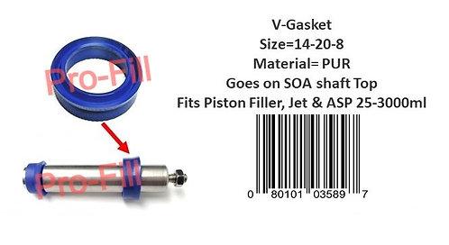 SOA Shaft V-Gasket
