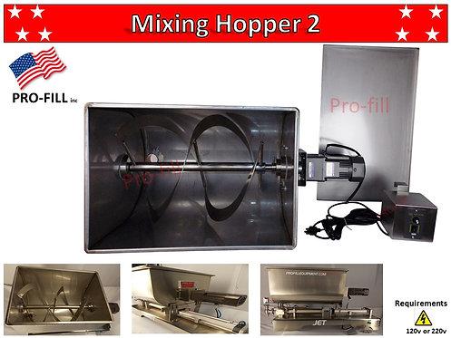 Mixing Hopper #2 Rental