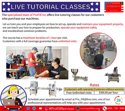 Live Tutorial Classes
