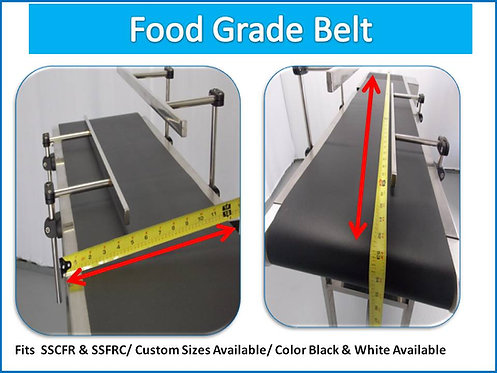 Stock Belt For SSCFR 58''/120''/240''