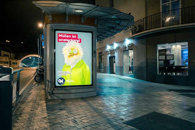 Plakatmotiv für die Stadt Winsen