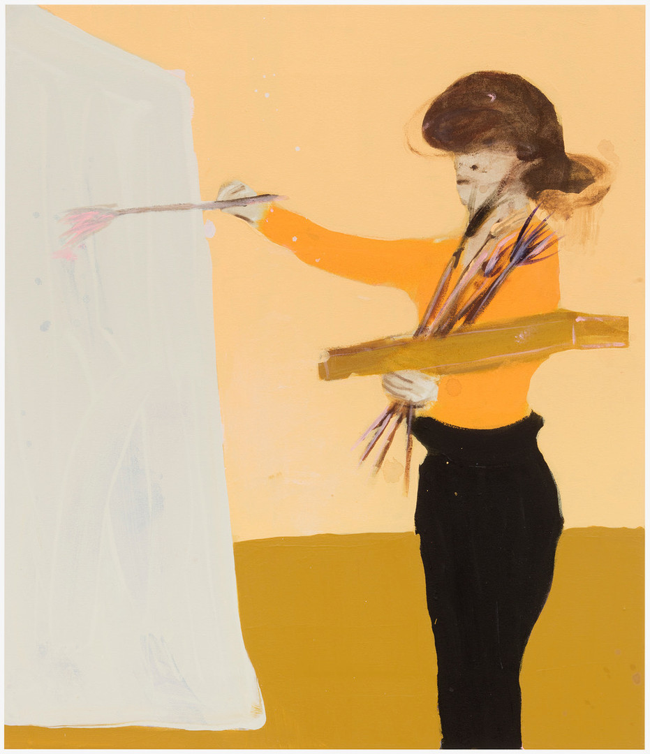 Rauha Mäkilä: The woman who said 'no' to Picasso (2020)