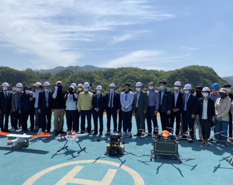 국토교통부-항공안전기술원 미래 드론교통관리 실증 본격 추진