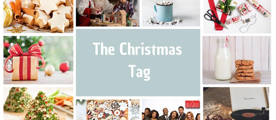 The Christmas Tag 2019