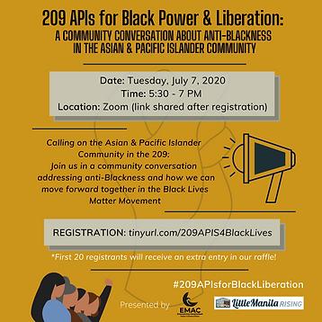 209 APIs for Black Power & Liberation_FL