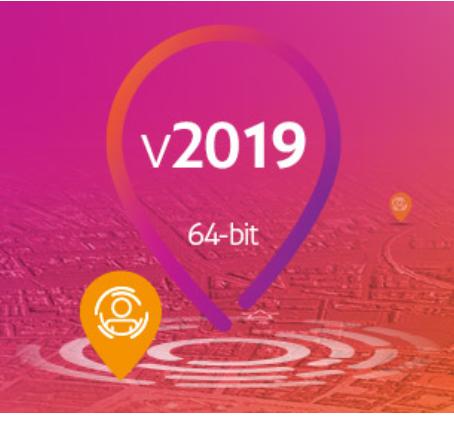 Lançamento do MapInfo Pro v2019