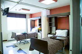 Waterview Resident Room